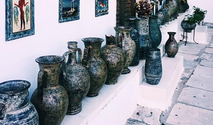 Naxos souvenirs