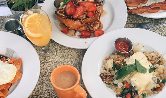 San Diego brunch
