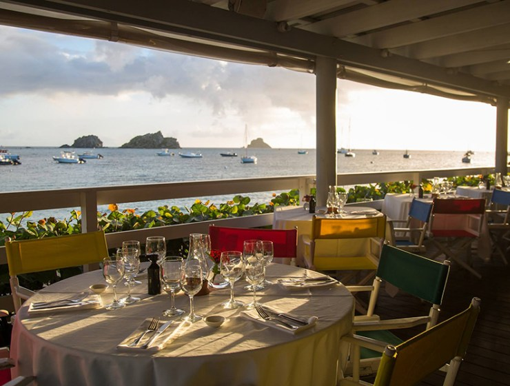 Facebook Maya's Restaurant St.Barth