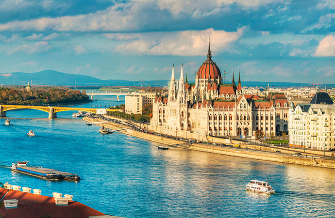 Saga Travel Hungary