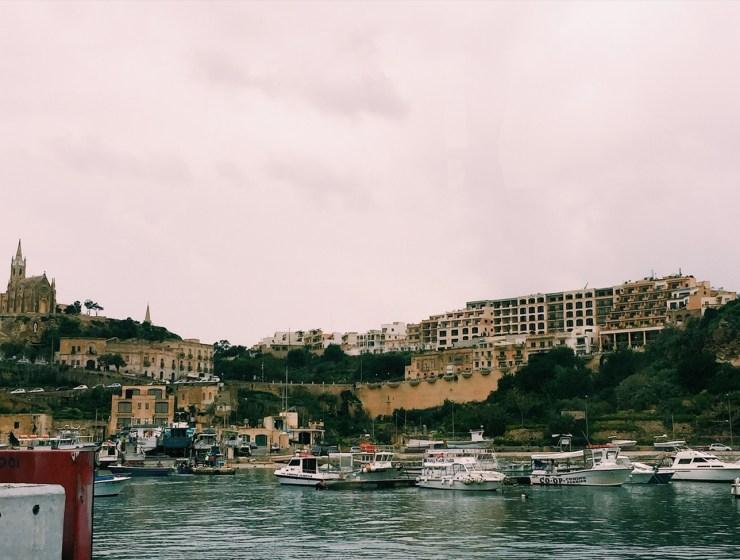 Gozo Island, Malta