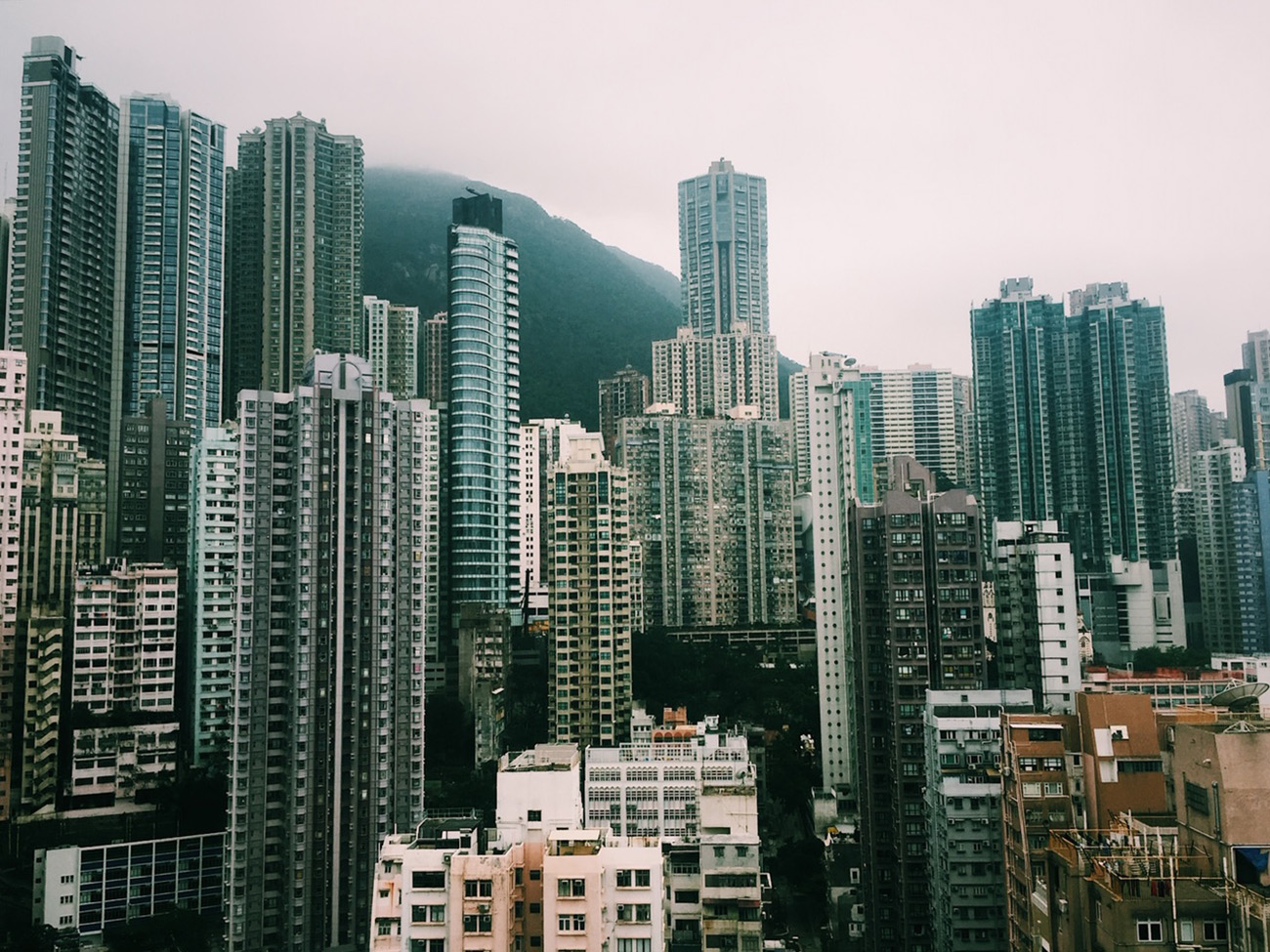 Mid-Levels, Hong Kong.