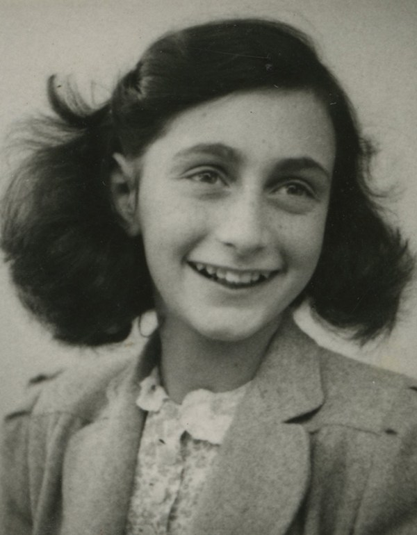 Facebook Anne Frank House.
