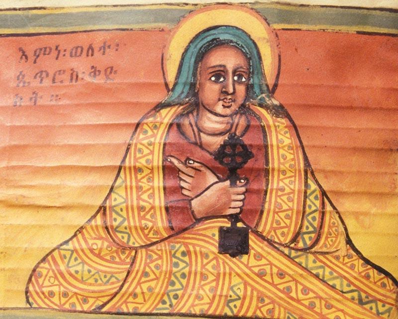 Saint Walatta Petros.