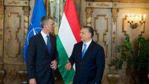 Hungary Joins NATO