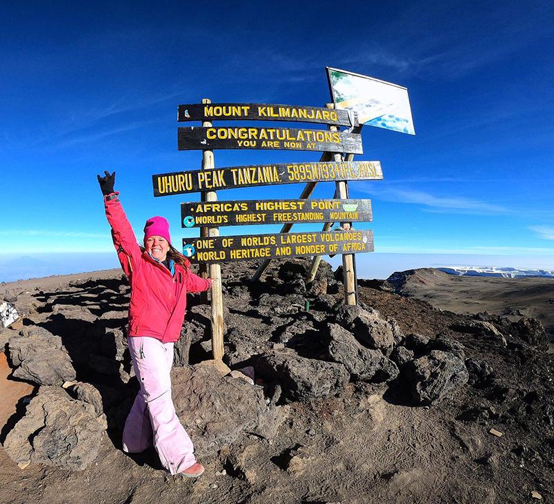 Kilimajaro.