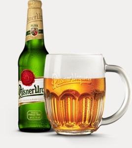Pilsener Urquell Beer