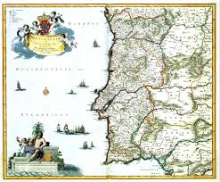 The Romans attacked the Iberian Peninsula and for almost 200 years Portugal was a part of the Roman Empire.