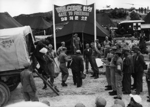 1953 - Armistice ends the Korean War, with the number of casualties being 2 million people.