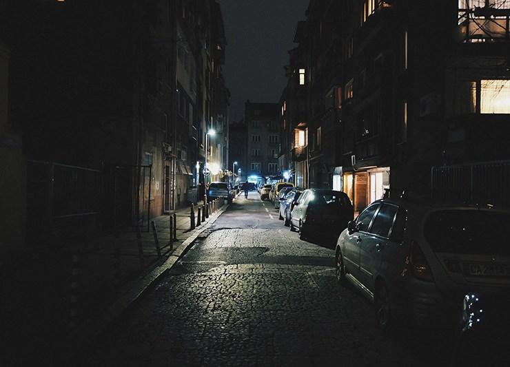 dark alley safety