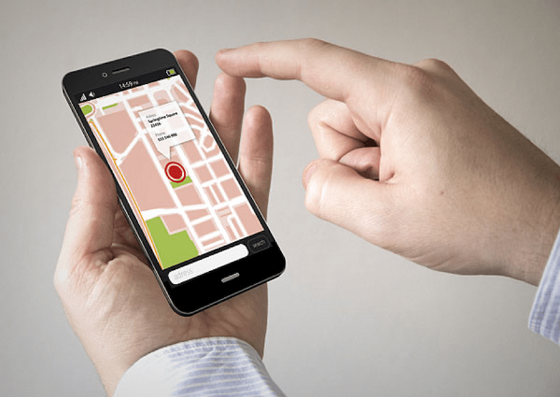 Mobile Tracking App