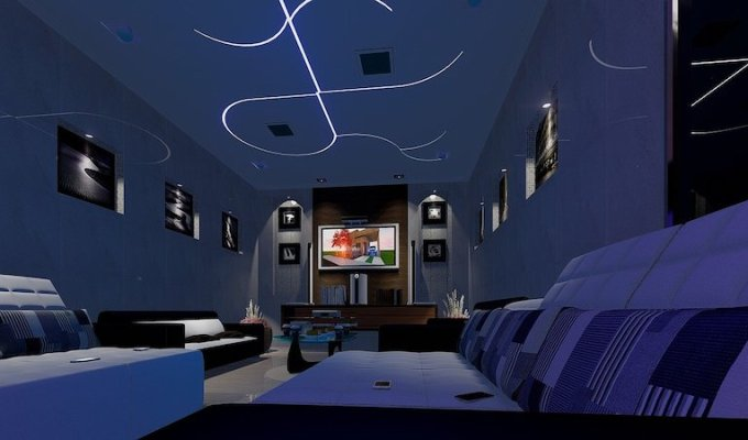 home theater cinema