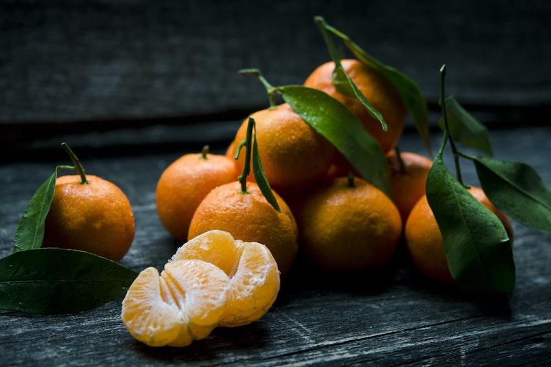 beauty tangerine