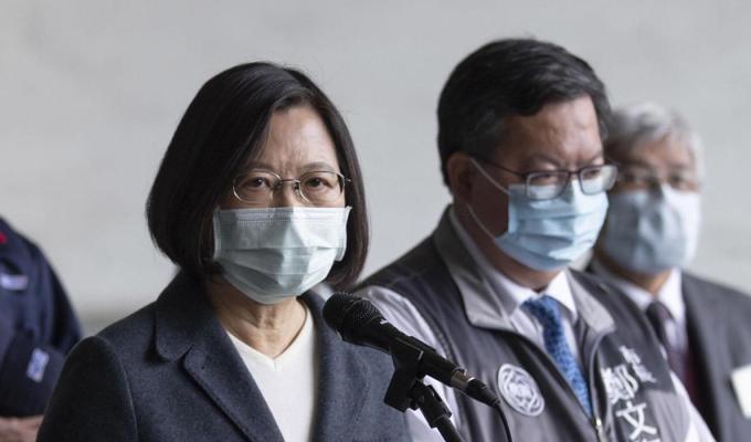 Tsai Ing Wen Taiwan