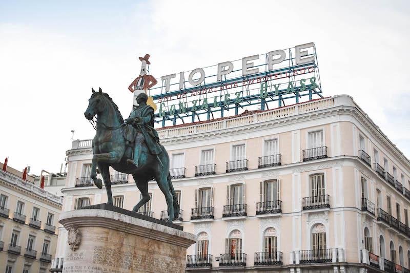 Madrid Quarantine