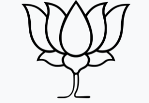 Election symbol BJP party