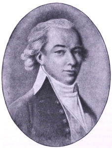The first Swedish governor, Salomon von Rajalin.