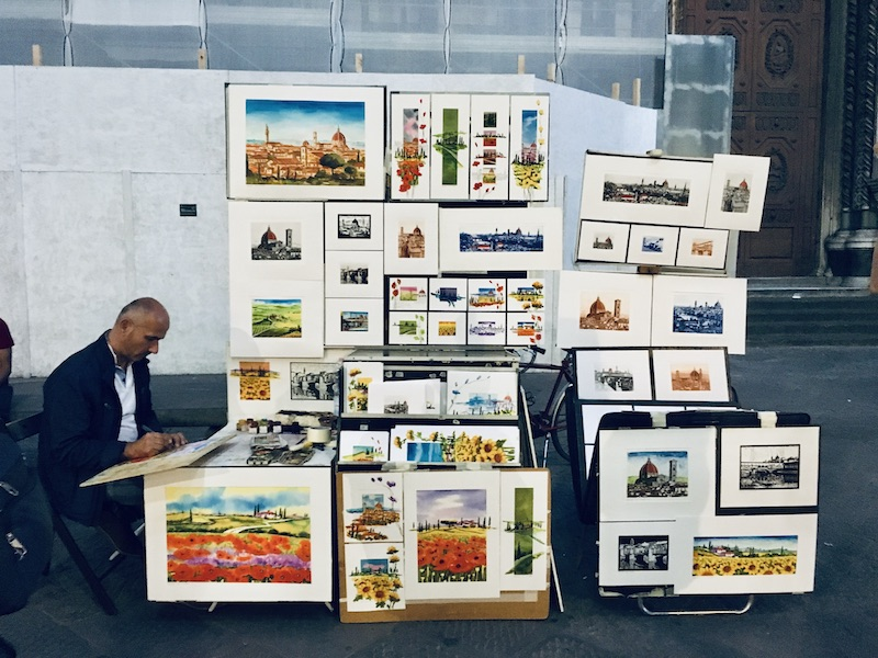 local paintings travel bucket list