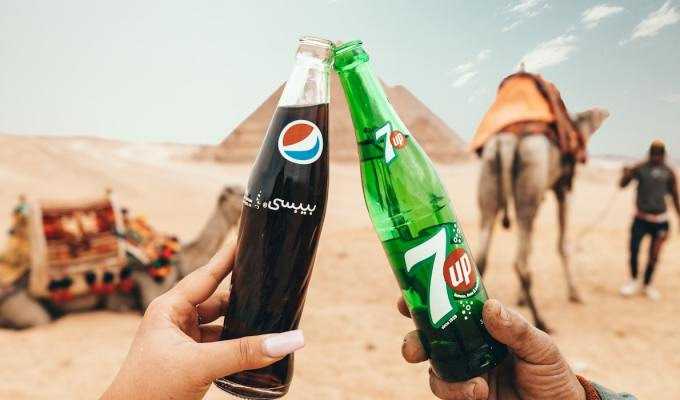 drinking egypt