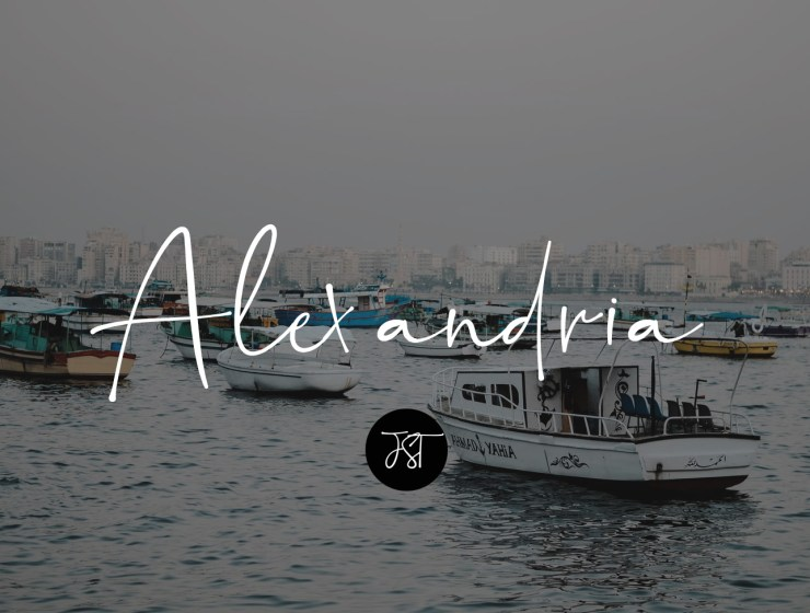 Alexandria travel guide