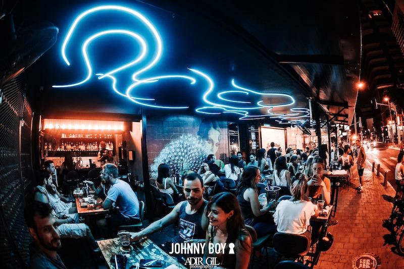ג׳וני בוי - Johnny Boy