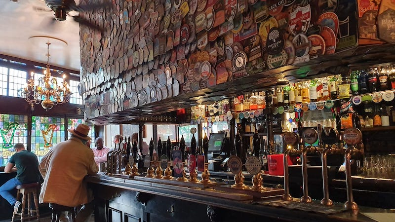 The Harp pubs in London