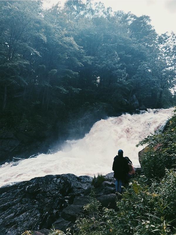 Waterfall Hike, NJ