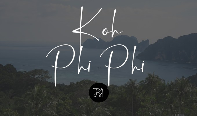 Koh Phi Phi travel guide