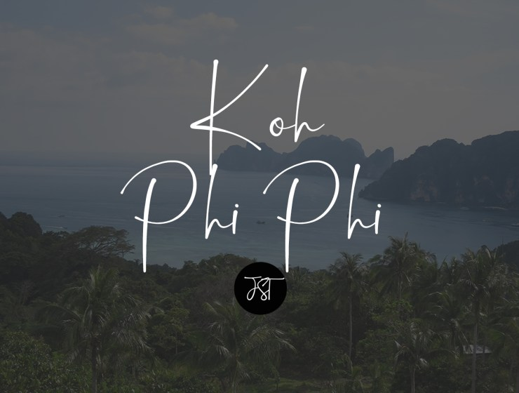 Koh Phi Phi travel guide