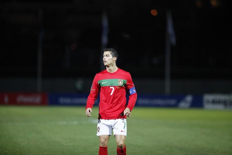 Cristiano Ronaldo(CC BY-SA 2.0)bydalli58