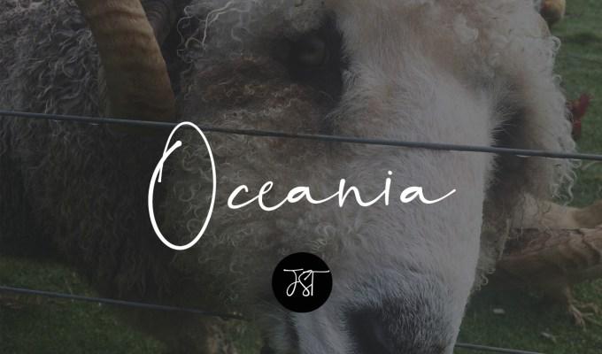 Oceania travel guide