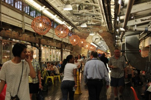 Chelsea Market New York City NYC JetSettingFools.com