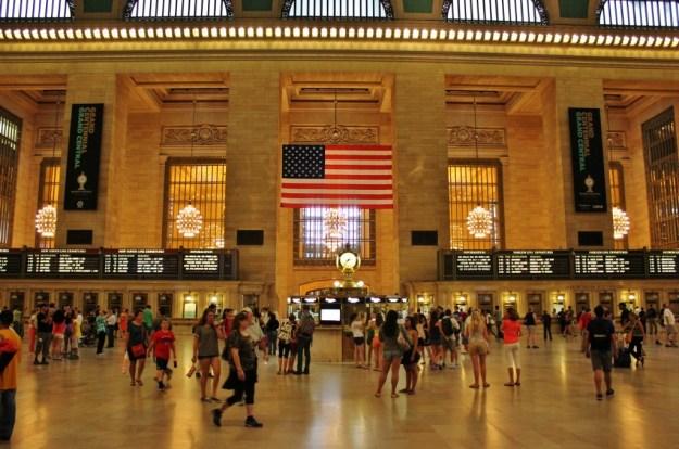 Grand Central Terminal Station New York City NYC JetSettingFools.com