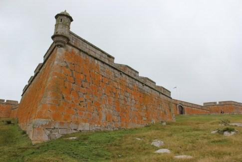 Fortaleza de Santa Teresa in Punta del Diablo, Uruguay