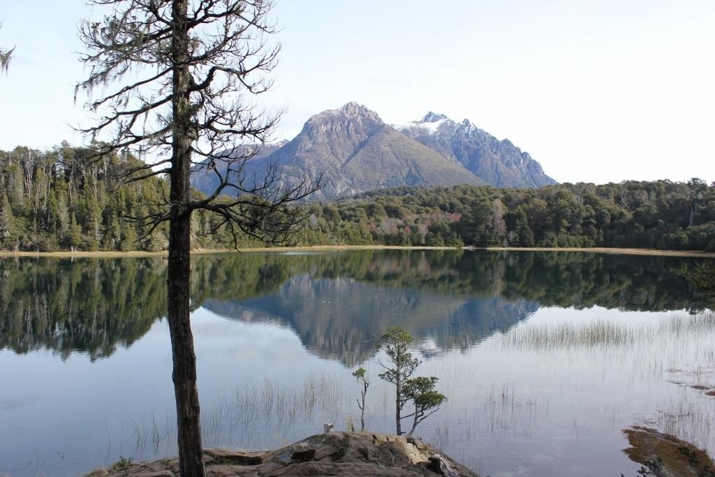 Mirador del Moreno at Parque Municipal Llao-Llao in Bariloche, Argentina