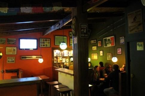 Konna Craft Beer Bar in Bariloche, Argentina
