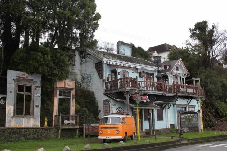 The funky Pablo Fierro Museum