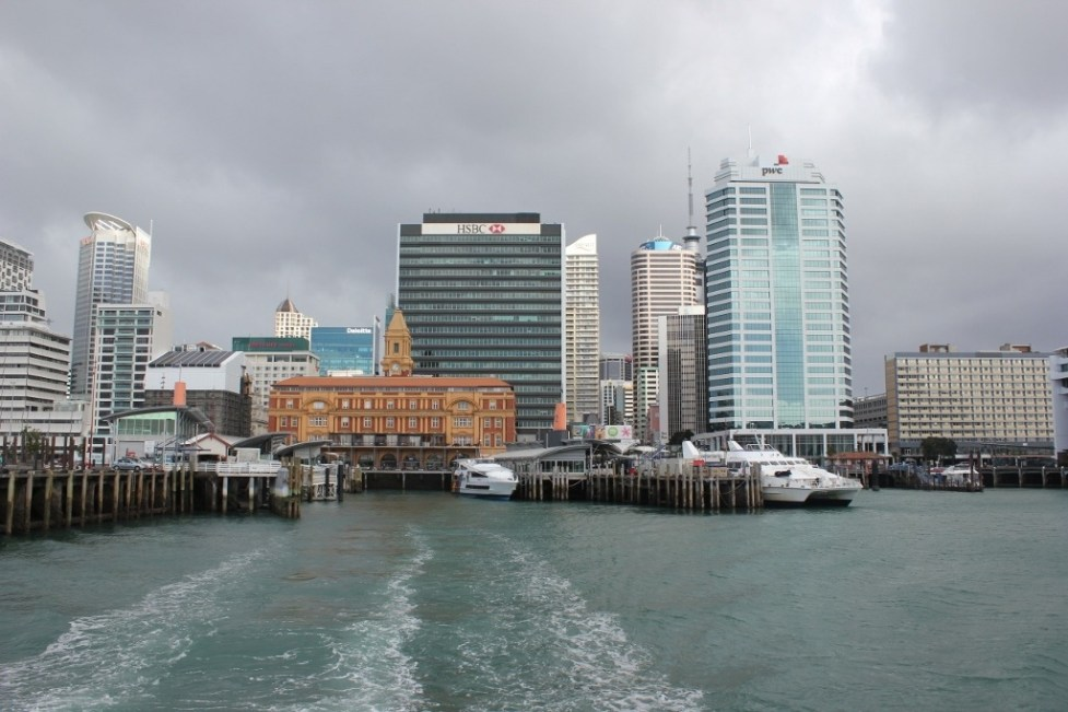 Day Trip to Devonport, NZ