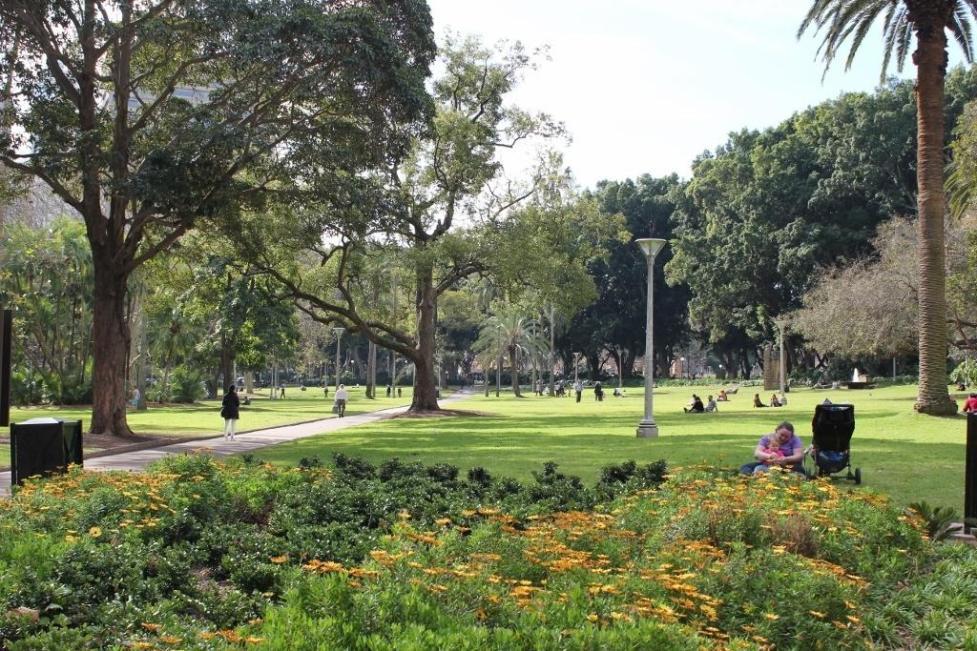 Park in Sydney, Australia