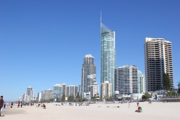 Day Trip to Surfers Paradise from Coolangatta Australia