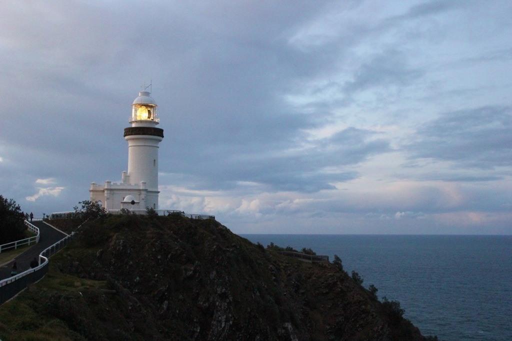The Lighthouse at Cape Byron Australia JetSetting Fools