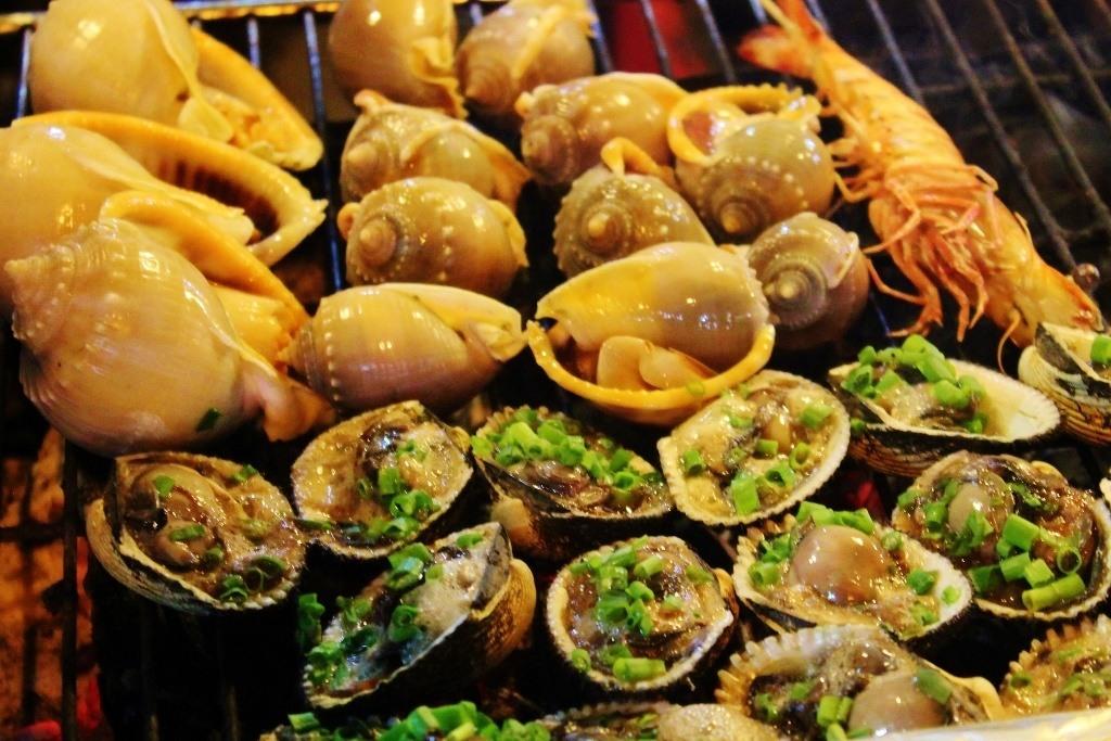 Phu Quoc Vietnam Food