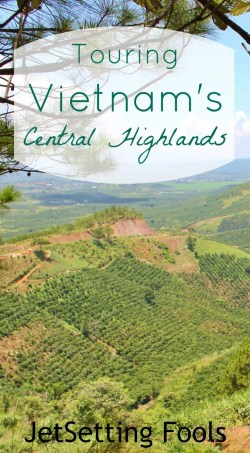 Touring Vietnam's Central Highlands JetSetting Fools