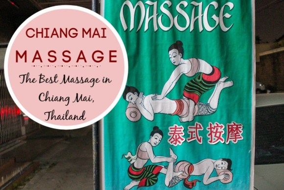 Chiang Mai Massage: The Best Massage in Chiang Mai, Thailand by JetSettingFools.com