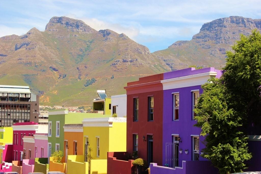 Bo Kaap, Cape Town SA