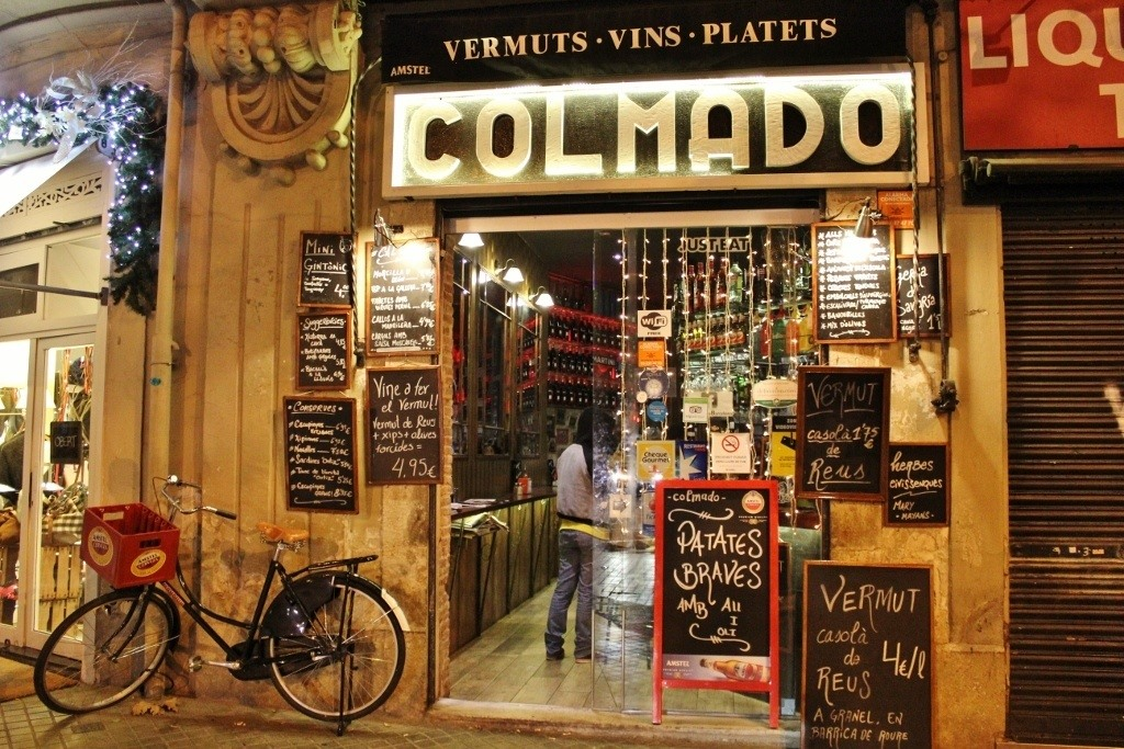3 Tapas Bars in Barcelona and 3 drinking bars