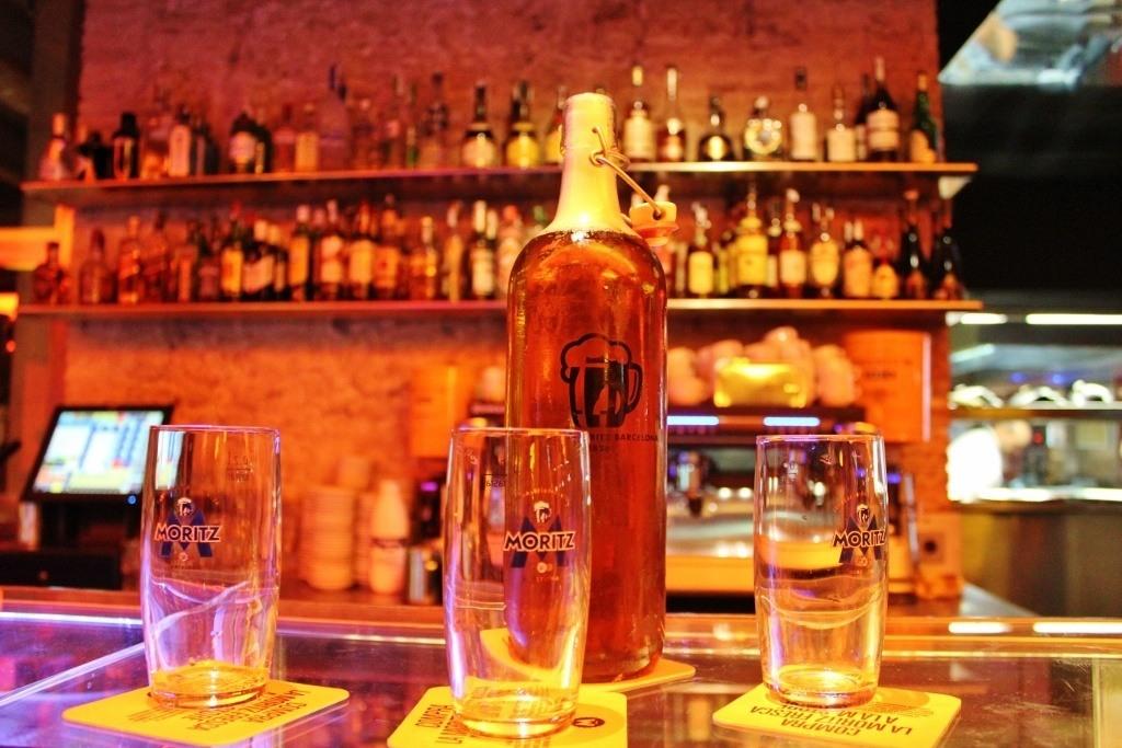 Tapas Bars in Barcelona, Spain