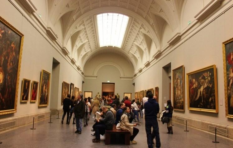 Prado Museum, Madrid Spain