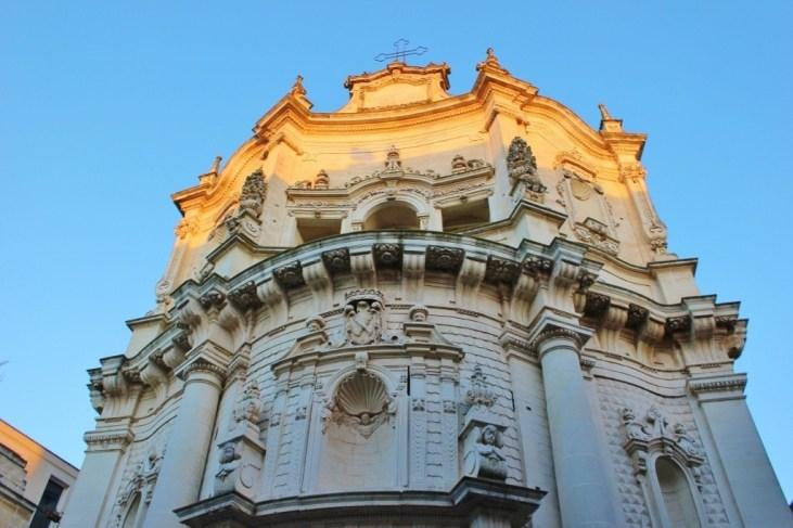 Chiesa di San Matteo in Lecce, Italy