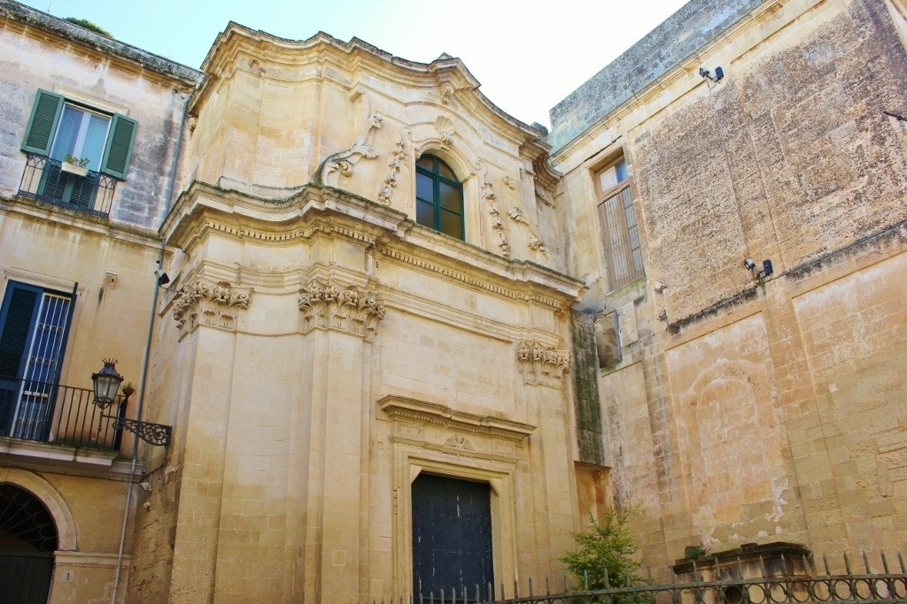 Lecce Italy Churches to visit